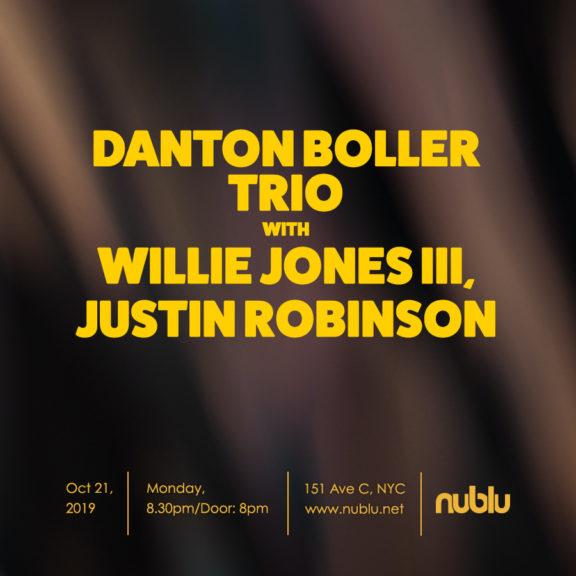 Danton Boller Trio